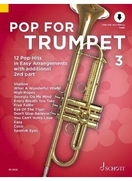 Pop For Trumpet 3