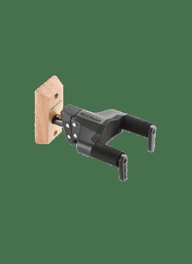 HERCULES Gitaar muurhanger hout