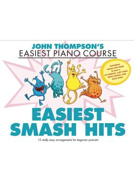 John Thompson's Easiest Smash Hits