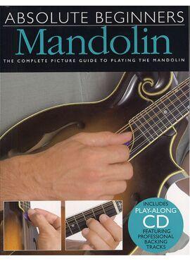 ABSOLUTE BEGINNERS: MANDOLIN