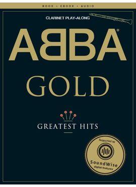 ABBA Gold: Clarinet Playalong