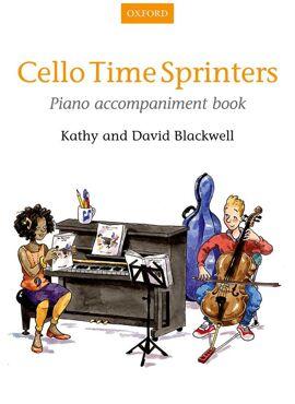 Cello Time Sprinters Piano Accompaniment