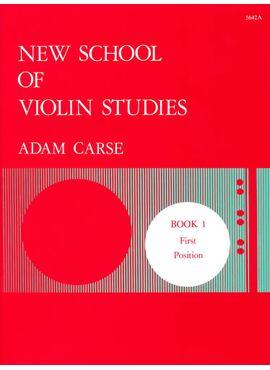New school of violin studies book 1