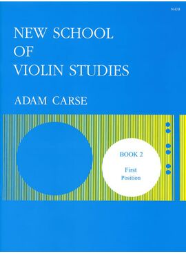New school of violin studies book 2