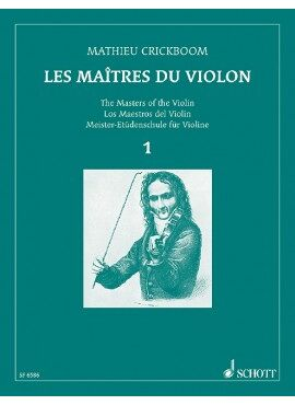 The masters of the violin 1