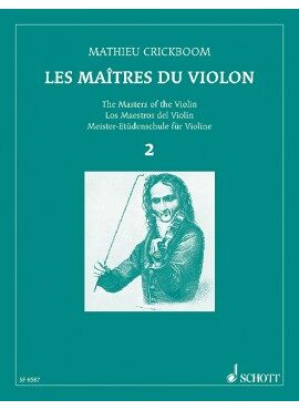 The masters of the violin 2