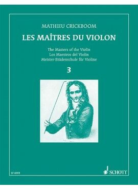 The masters of the violin 3