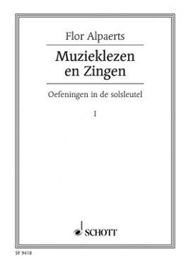 Muzieklezen en Zingen, Flor Alpaerts