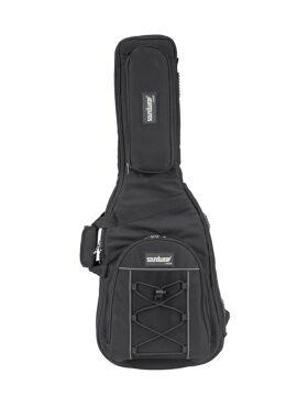 Soundwear Performer klassieke 3/4 gitaar zwart