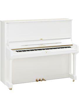 Yamaha piano YUS3 wit hoogglans Silent