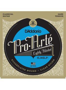 D'Addario EJ46LP Pro-Arte Composite Classical Guitar Strings Hard Tension set