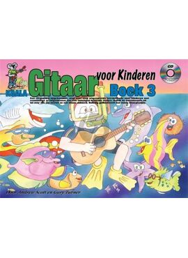 Gitaar Voor Kinderen Boek 3