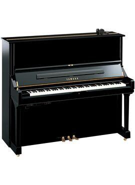 Yamaha piano U3 zwart hoogglans Silent