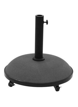 Dallas round umbrella base - 50kg