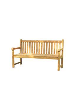 Java Teak bench