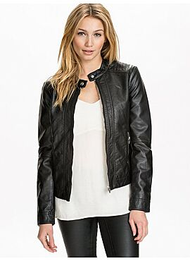 jacket van vila - noos VIBLUE