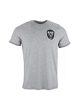 t-shirt van black&gold - TS68