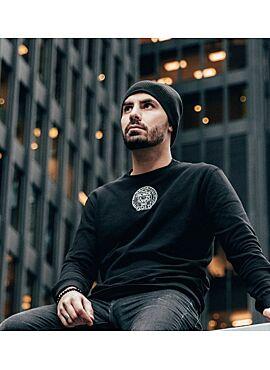 Black&Gold sweater ROTONDINOS