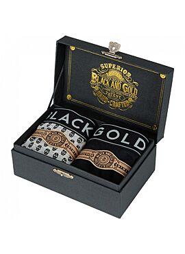 boxer van black & gold - monterry