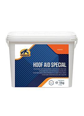 Cavalor Hoof Aid Special stimuleert hoefgroei , sterke formule