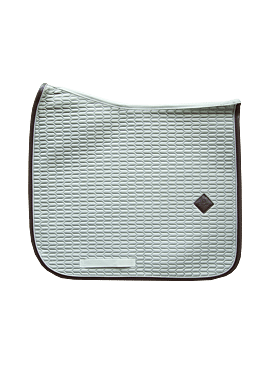 SADDLE PAD KENTUCKY COLOR EDITION LEATHER DRESSAGE