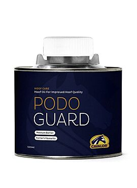 Cavalor Podo Guard olie hoefvorming+,voeding,bacterie-