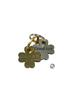 Hangertje Good Luck Klavertje 4