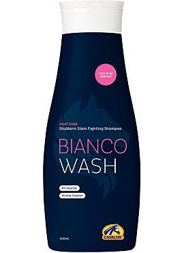 Cavalor Bianco Wash shampoo witte paarden