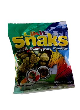 Likit Snacks kleine snoepjes (training, beloning,...)