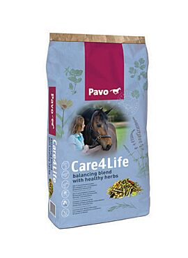 Pavo Essentials: Care4Life kruidenmuesli