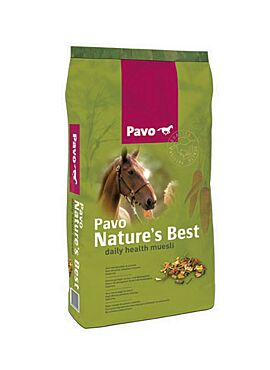 Pavo Essentials: Nature's Best muesli