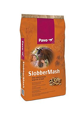 Pavo Essentials: SlobberMash
