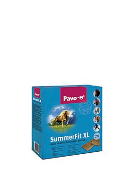 Pavo Essentials: Summerfit koek