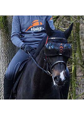 Zonnebril voor paarden