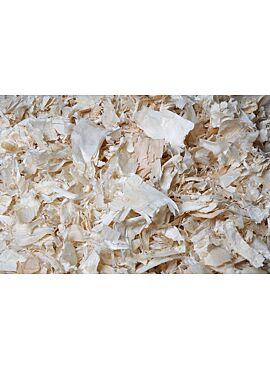 HOUTKRUL white woodshavings