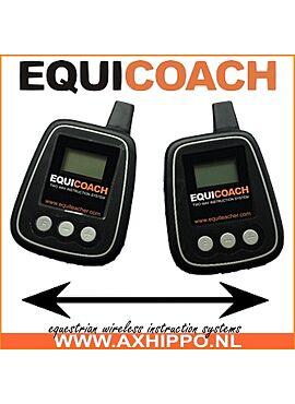 equicoach 2 weg instructie systeem met terug praat functie