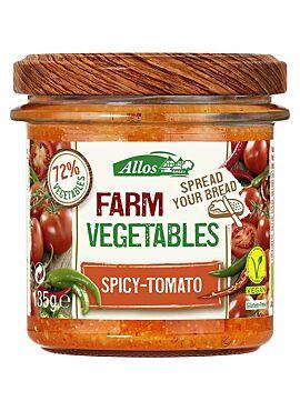 Groentenspread Spicy Tomato 135 gr