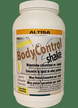 Bodycontrol Shake Vanille 1kg
