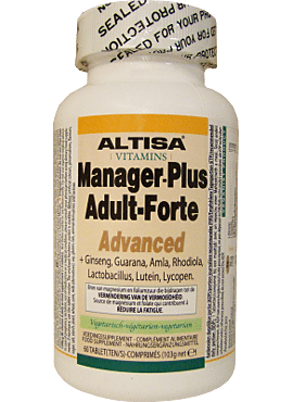 Adult Forte Manager Plus 60tbl