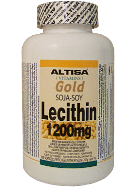 Soya Lecithine 1200mg 150 softgels