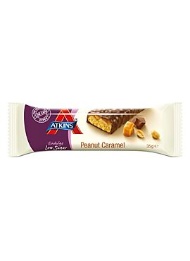 Atkins Endulge Chocolate Peanut Caramel reep 35g