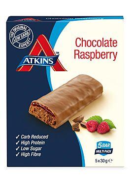 Atkins Chocolate Raspberry repen 5x30g