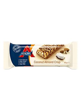 Atkins Advantage Coconut Almond reep 60g