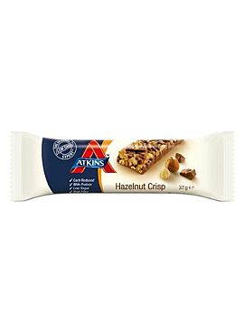 Atkins Hazelnut Crisp reep 37g