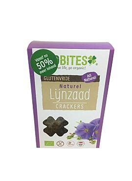 Lijnzaad crackers 90g