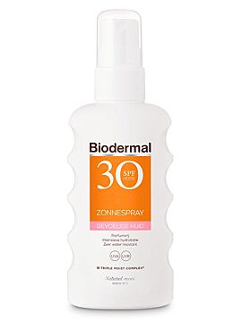 Zonnespray Gevoelige huid SPF30 175ml