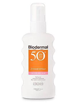 Zonnespray Gevoelige huid SPF50+ 175ml