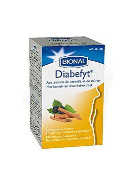 Bional Diabefyt 60cps