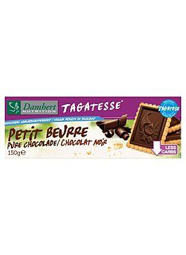 Damhert Petit Beurre Choco z/s met tagatose 150g