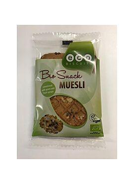 Eco Biscuit Muesli biscuit portie
